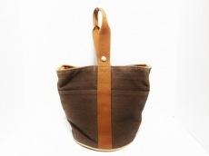 HERMES(エルメス)のサクソMMのトートバッグ