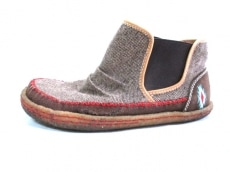 インディアンのブーツ