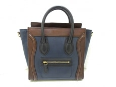 CELINE(セリーヌ)のラゲージナノショッパーのトートバッグ