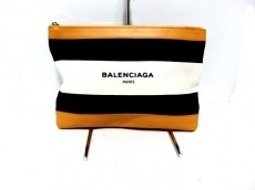 BALENCIAGA(バレンシアガ)のネイビークリップM