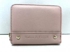 Maison de FLEUR(メゾンドフルール)の2つ折り財布