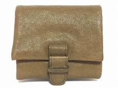 JAMIN PUECH(ジャマンピエッシェ)の3つ折り財布