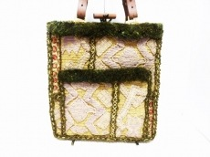 JAMIN PUECH(ジャマンピエッシェ)のトートバッグ
