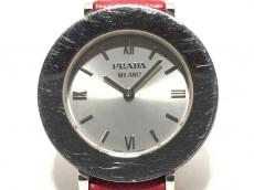 プラダの腕時計