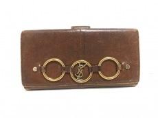 YvesSaintLaurent rivegauche (YSL)(イヴサンローランリヴゴーシュ)の長財布