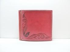 インディアンの2つ折り財布