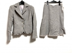 レベッカテイラーのスカートスーツ