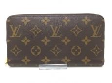 LOUIS VUITTON(ルイヴィトン)のジッピー・ウォレットの長財布