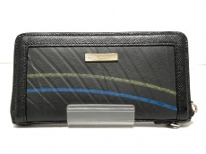 シールの長財布