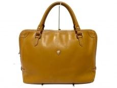 シャンボールセリエのビジネスバッグ