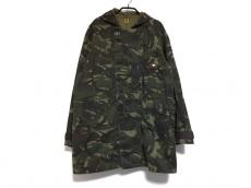 ヒューマンメイドのコート