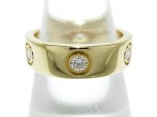 Cartier(カルティエ)のラブリング フルダイヤ