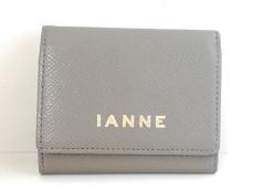 イアンヌのWホック財布