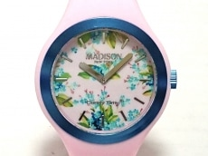 マディソンの腕時計