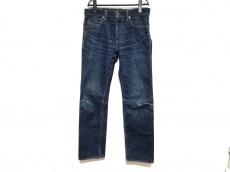 ジャパンブルーのジーンズ