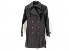 ブラックバイマウジーのコート