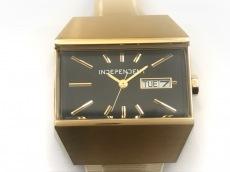 インディペンデントの腕時計