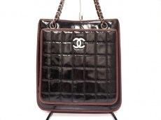 CHANEL(シャネル)のチョコバーのトートバッグ