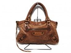BALENCIAGA(バレンシアガ)のエディターズバッグザファーストのハンドバッグ