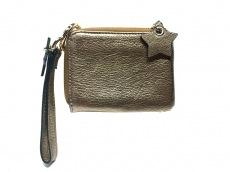 ハシバミの3つ折り財布
