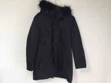 ブラックバレットバイニールバレットのコート