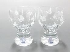ラスカボヘミアガラスの-