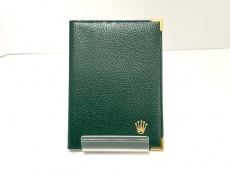 ロレックスの手帳