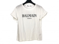 エイチアンドエム×バルマンのTシャツ