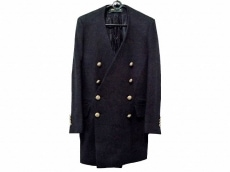 エイチアンドエム×バルマンのコート