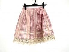 ベイビーザスターズシャインブライトのスカート