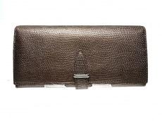 ガンゾエポイの長財布