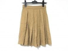 バナーバレットのスカート
