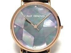アリーデノヴォの腕時計