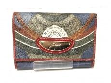 ガッティノーニの3つ折り財布