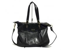 COACH(コーチ)のアシュレイレザーのハンドバッグ