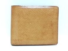 ガンゾの2つ折り財布