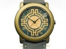 ゴルチエの腕時計