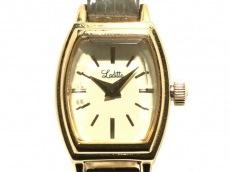ラディエットの腕時計