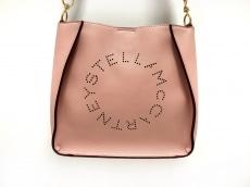 stellamccartney(ステラマッカートニー)のステラ ロゴ ショルダー バッグ