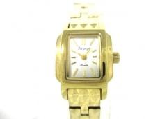 アルページュの腕時計