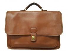 COACH(コーチ)のメトロポリタンブリーフのビジネスバッグ