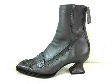 アレクサチャンのブーツ