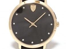 フェラーリの腕時計