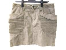 ゴーヘンプのスカート