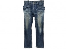 ゴーヘンプのジーンズ