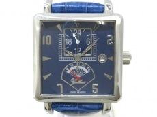 ガルーチの腕時計