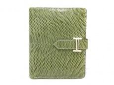 HERMES(エルメス)のベアンコンパクトの2つ折り財布