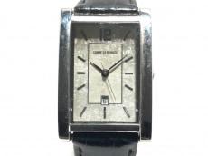 コムサデモードの腕時計