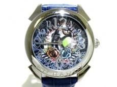 エドハーディーの腕時計
