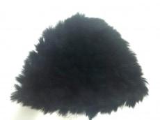 ムーンバットファーの帽子